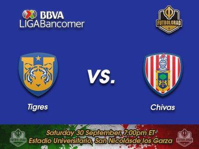 Tigres vs Chivas – Liga MX Preview