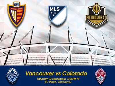 Vancouver Whitecaps vs Colorado Rapids – MLS Preview