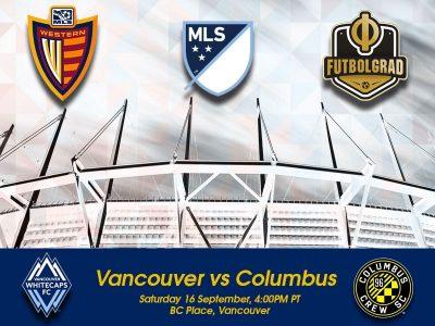 Vancouver Whitecaps vs Columbus Crew – MLS Preview