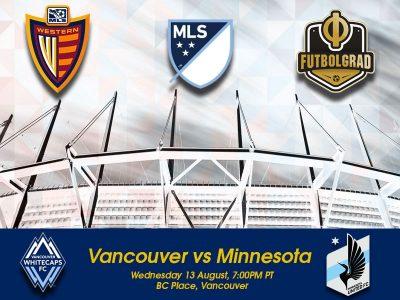 Vancouver Whitecaps vs Minnesota United – MLS Preview