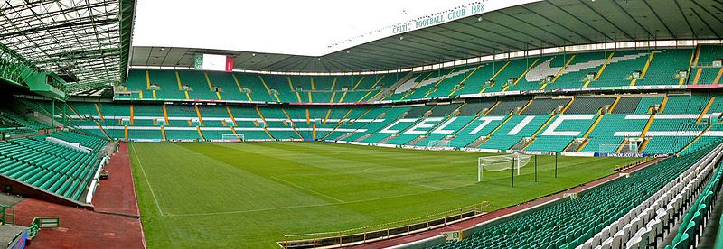 Celtic vs Bayern will take place at the Celtic Park. (Zhi Yong Lee from Glasgow, UK cc-by-2.0.)