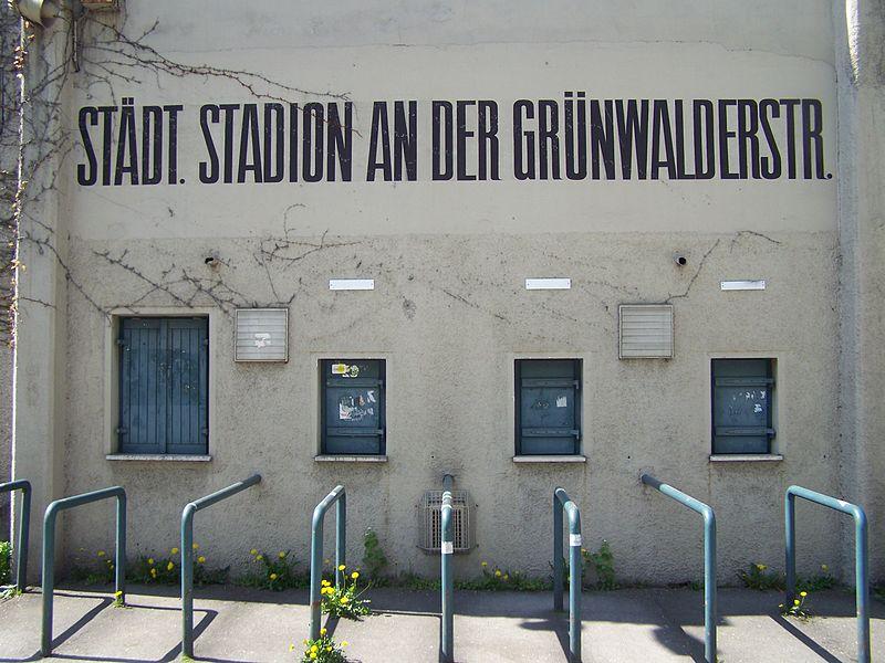 Bayern II vs 1860 München will take place at the Städtische Stadion an der Grünwalderstraße. (Ampfinger/CC-BY-SA-3.0,2.5,2.0,1.0)