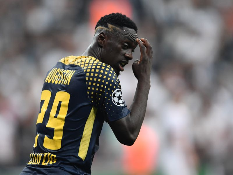 Jean-Kevin Augustin will be the likely replacement for Timo Werner. (Photo by Stuart Franklin/Bongarts/Getty Images)