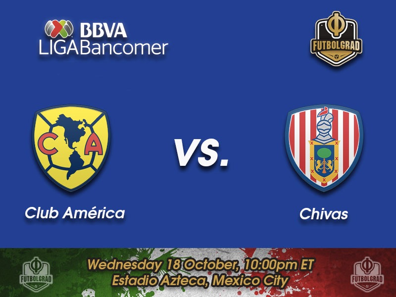 Club América vs Guadalajara – Liga MX Preview