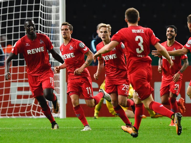 Köln's 3-1 victory over Hertha could form the foundation of a new beginning at the club. (JOHN MACDOUGALL/AFP/Getty Images)