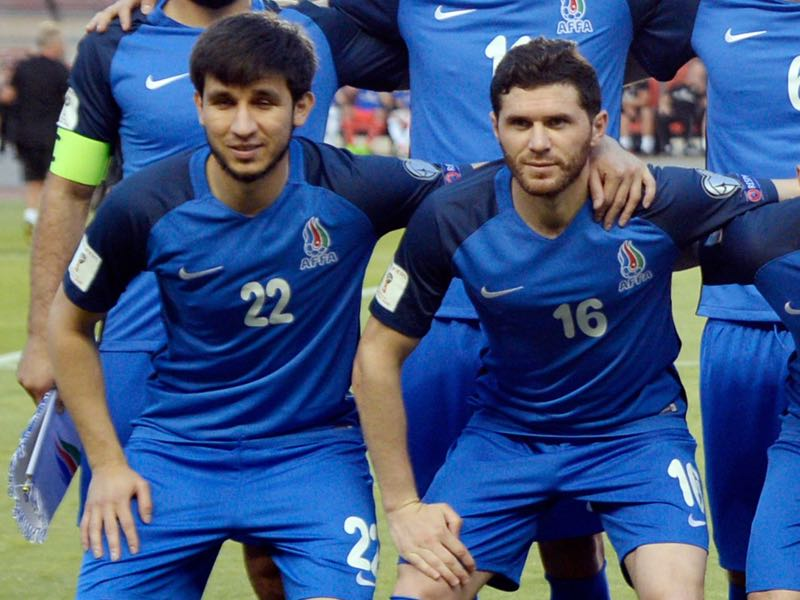 Afran Izmailov (r) will be one to watch. (TOFIK BABAYEV/AFP/Getty Images)