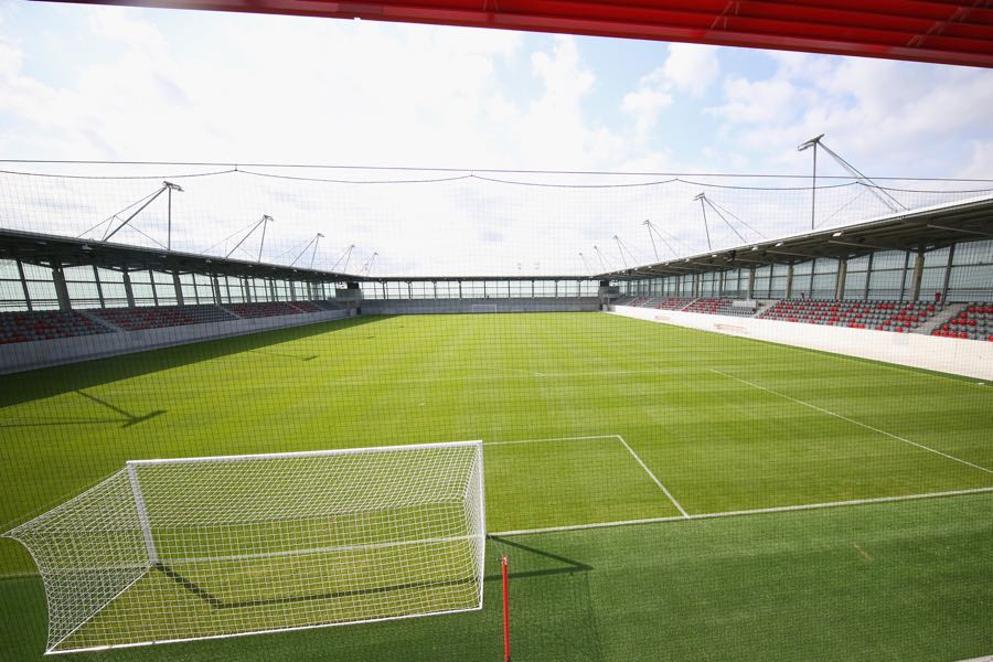 FC Bayern München recently opened the Bayern Campus, which will also be the home of the reserve team. (Photo by Alexander Hassenstein/Bongarts/Getty Images)