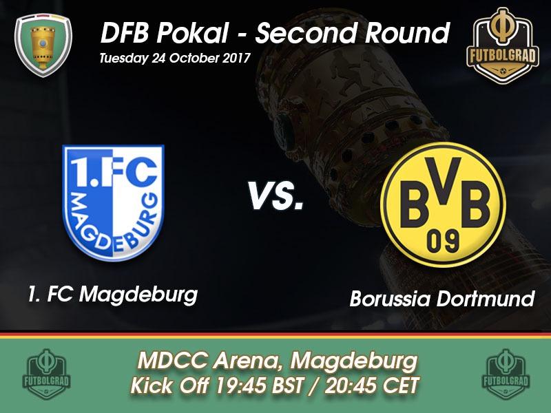Magdeburg vs Borussia Dortmund – DFB Pokal Preview