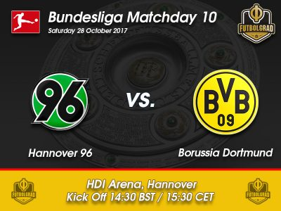 Hannover vs Borussia Dortmund – Bundesliga Preview