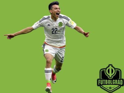 Hirving Lozano at PSV – Walking in the Footsteps of Giants