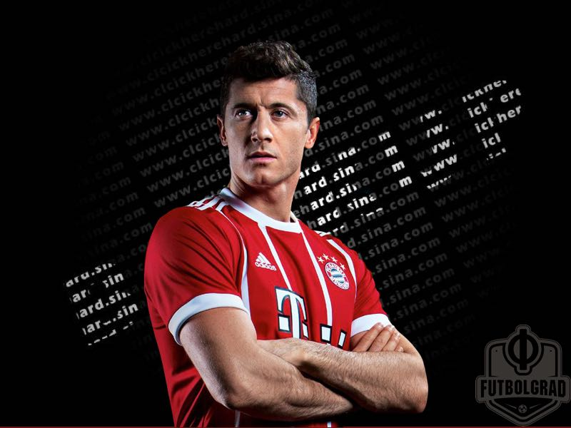 Robert Lewandowski – Three Possible Backup Options