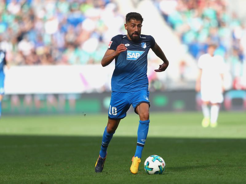 Kerem Demirbay will be key to Hoffenheim's success. (Photo by Alexander Hassenstein/Bongarts/Getty Images)