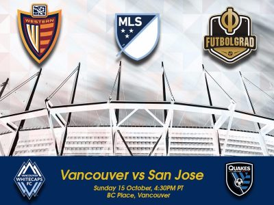 Vancouver Whitecaps vs San Jose Earthquakes – MLS Preview