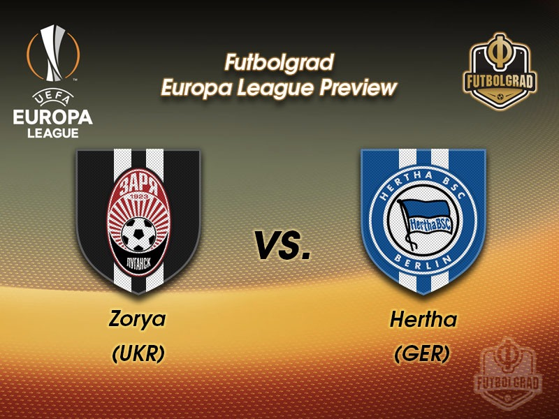 hertha europa league