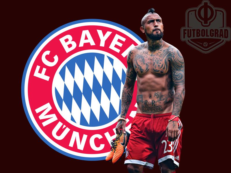 Arturo Vidal and the Art of Football Brutalism