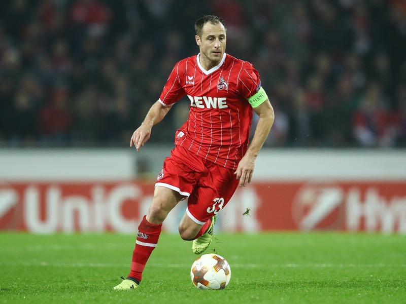 Matthias Lehmann will be Köln's key player. (Photo by Maja Hitij/Bongarts/Getty Images)