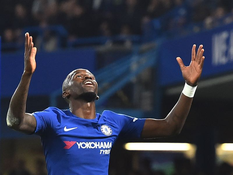 Antonio Rüdiger - the best is yet to come for the Chelsea defender. (GLYN KIRK/AFP/Getty Images)