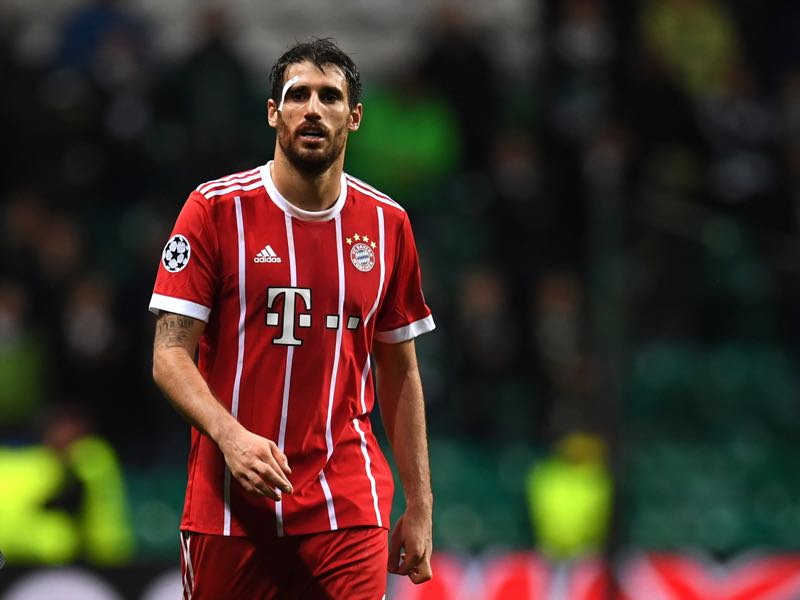 Javi Martínez has been the key player for Jump Heynckes. (PAUL ELLIS/AFP/Getty Images)