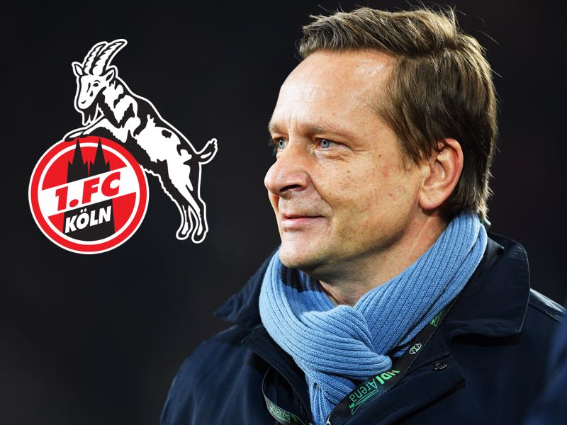 Horst Heldt – Move to Köln Imminent?