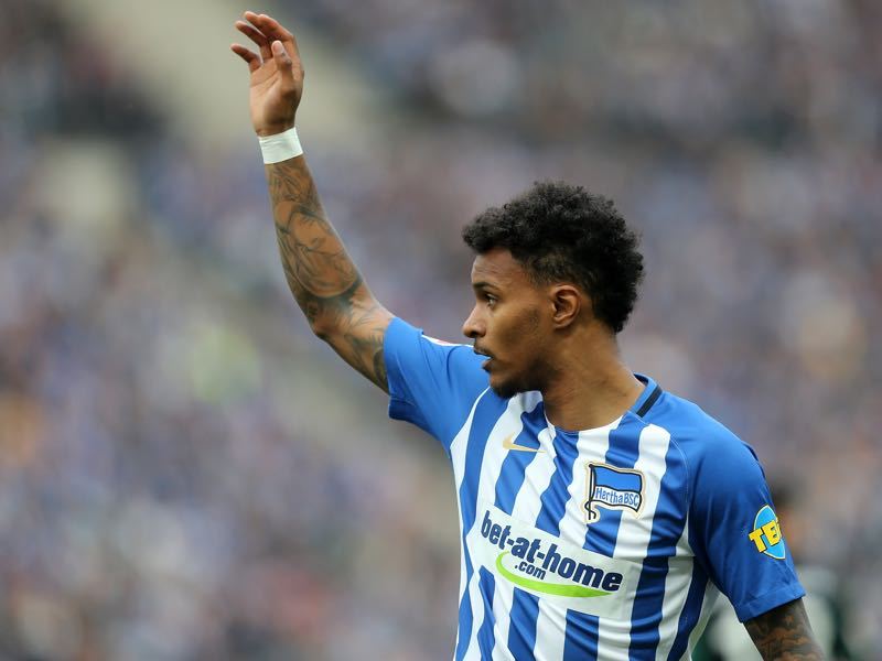Valentino Lazaro will be Hertha's key player for Hertha. (Photo by Matthias Kern/Bongarts/Getty Images)