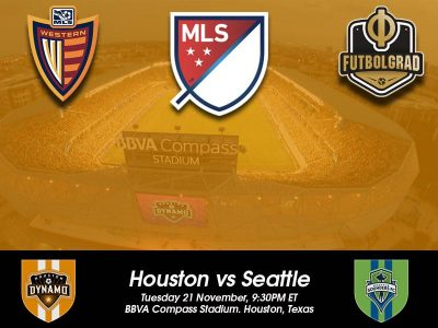 Houston vs Seattle – MLS Cup – Preview