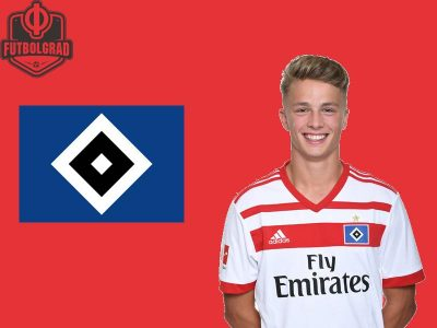 Jann-Fiete Arp – Hamburg's Talent is not yet a Saviour
