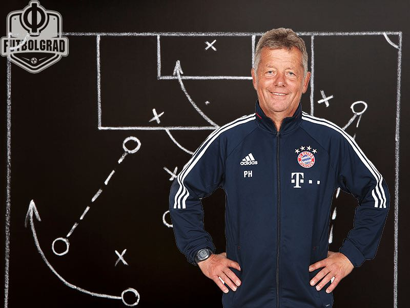 Peter Hermann – Introducing Bayern's Brain