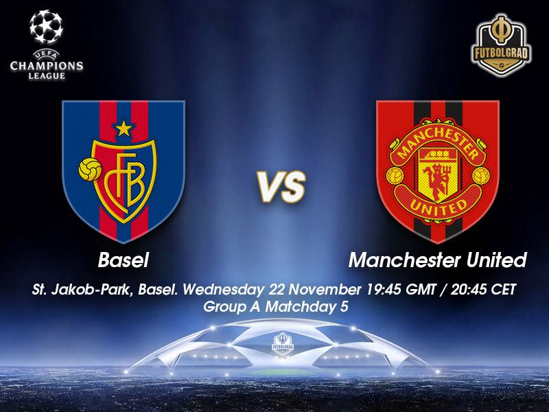 Basel vs Manchester United – Champions League – Preview