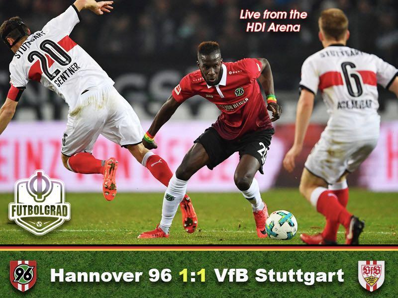 Hannover 96 v VfB Stuttgart – Match Report