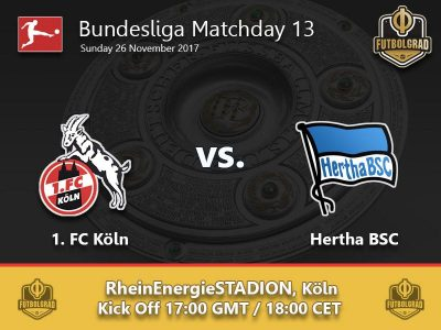 Köln vs Hertha Berlin – Bundesliga – Preview