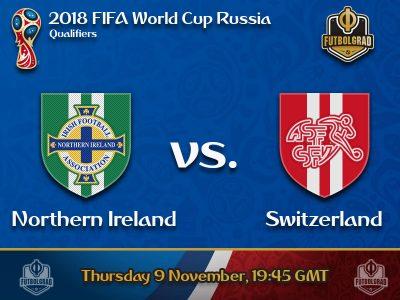 Northern Ireland v Switzerland – Match Report
