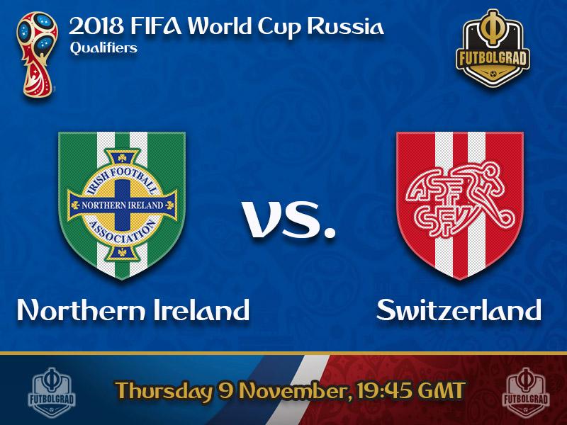 World Cup Playoffs || Northern Ireland vs Switzerland En Direct ...