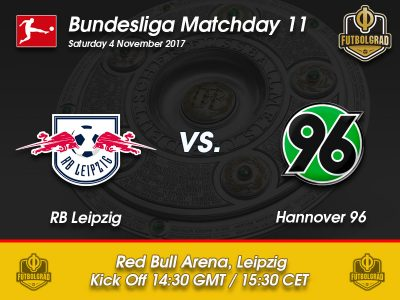 RB Leipzig vs Hannover 96 – Bundesliga Preview