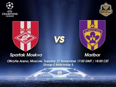 Spartak Moscow vs Maribor – Champions League – Preview