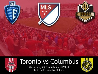 Toronto vs Columbus – MLS Cup – Preview