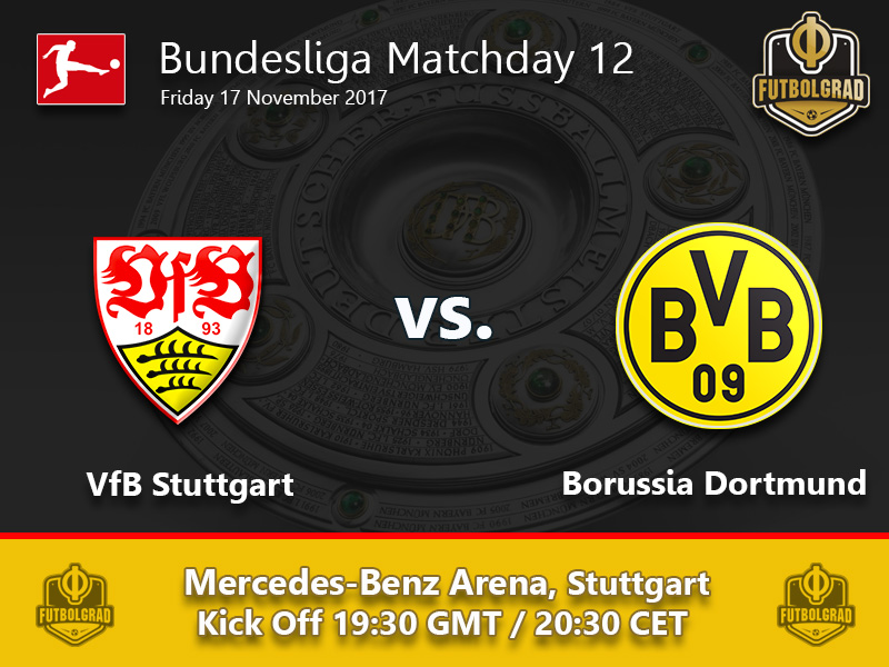 Stuttgart vs Borussia Dortmund – Bundesliga Preview