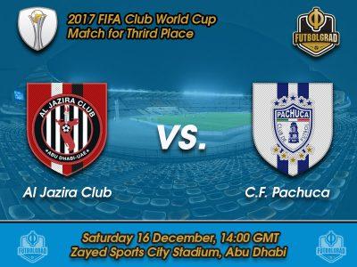 Al-Jazira vs Pachuca – FIFA Club World Cup – Preview