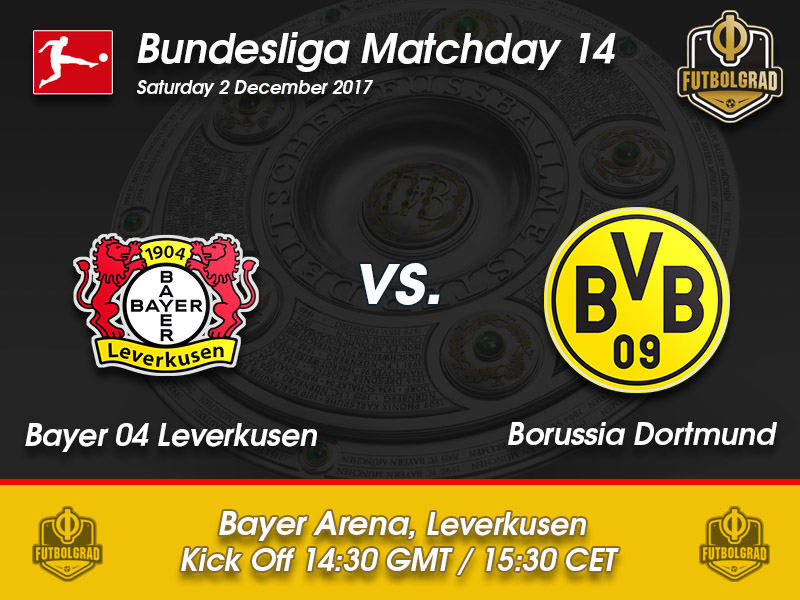 Bayer Leverkusen vs Borussia Dortmund – Bundesliga – Preview