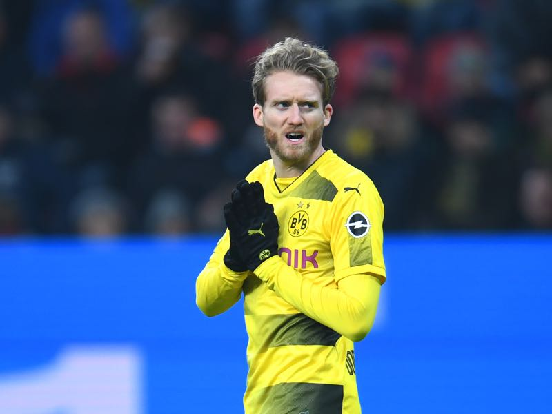André Schürrle will have to step up for Dortmund. (PATRIK STOLLARZ/AFP/Getty Images)