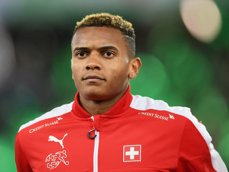 Manuel Akanji helped Switzerland defeat Northern Ireland in the World Cup playoffs. (Photo by Michael Regan/Getty Images)
