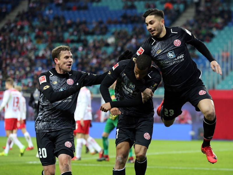 RB Leipzig v Mainz – Match Report