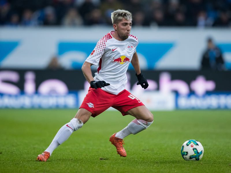 Kevin Kampl will be RB Leipzig's key player against Mainz. (Photo by Simon Hofmann/Bongarts/Getty Images)