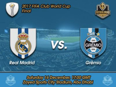 Real Madrid vs Gremio – FIFA Club World Cup – Preview
