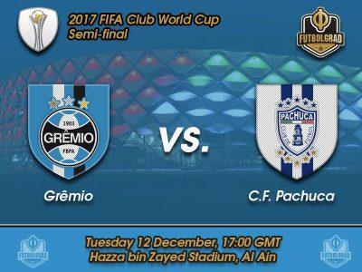Gremio vs Pachuca – Club World Cup Semi-Final – Preview