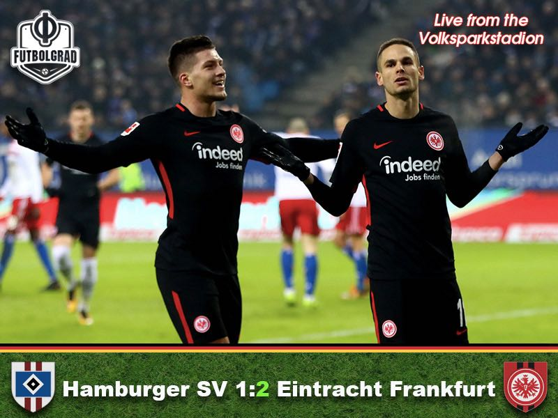 Hamburg v Eintracht Frankfurt – Match Report