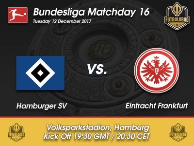 Hamburg vs Eintracht Frankfurt – Bundesliga – Preview