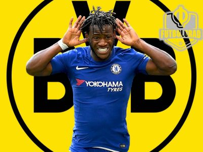 Michy Batshuayi – A Stopgap Measure for Dortmund