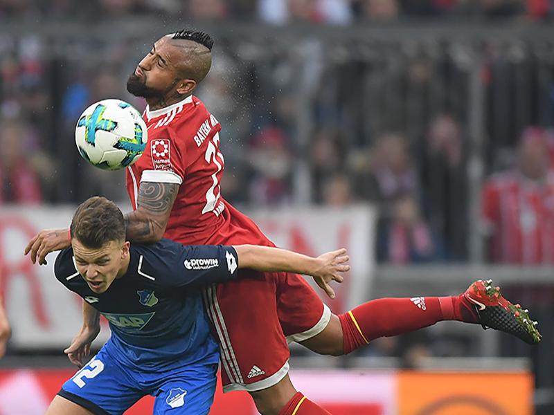 Bayern München vs Hoffenheim - Arturo Vidal