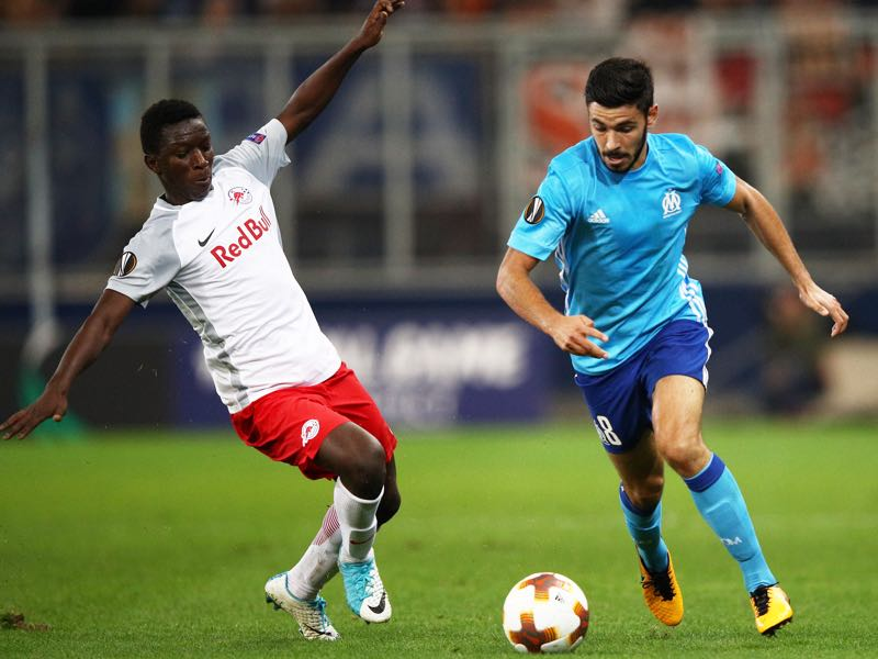 Amadou Haidara could replace Naby Keïta at RB Leipzig. (Photo by Adam Pretty/Bongarts/Getty Images)