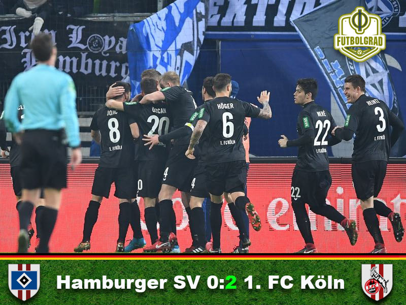 Hamburg vs Köln – Match Report